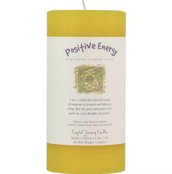 Positive Energy Candle