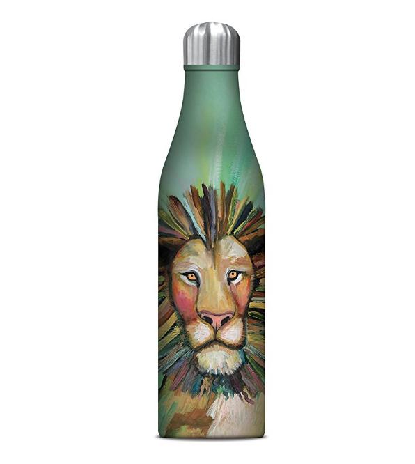 Majestic Lion Water Bottle
