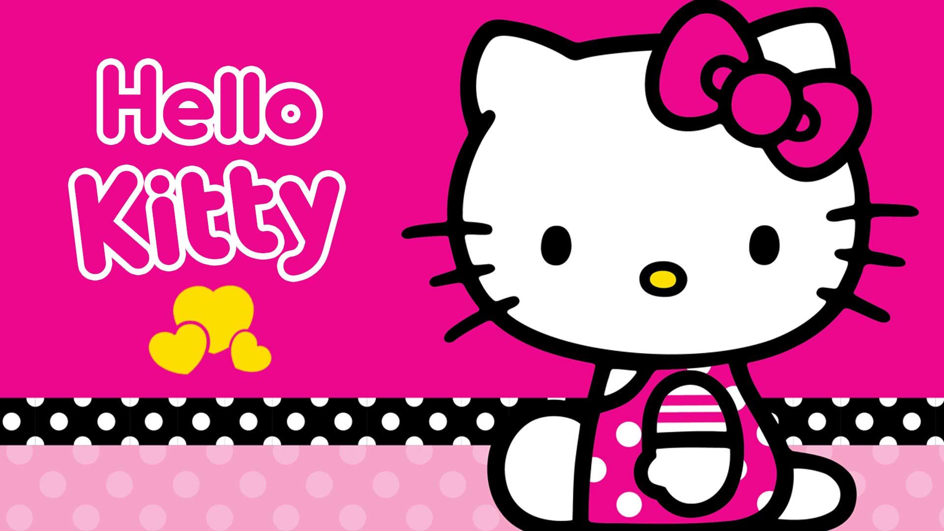 Hello Kitty banner image