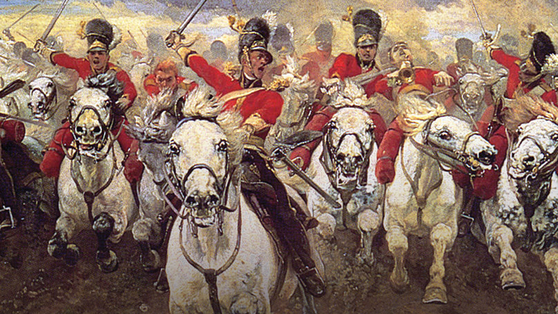 Waterloo's Warriors banner image