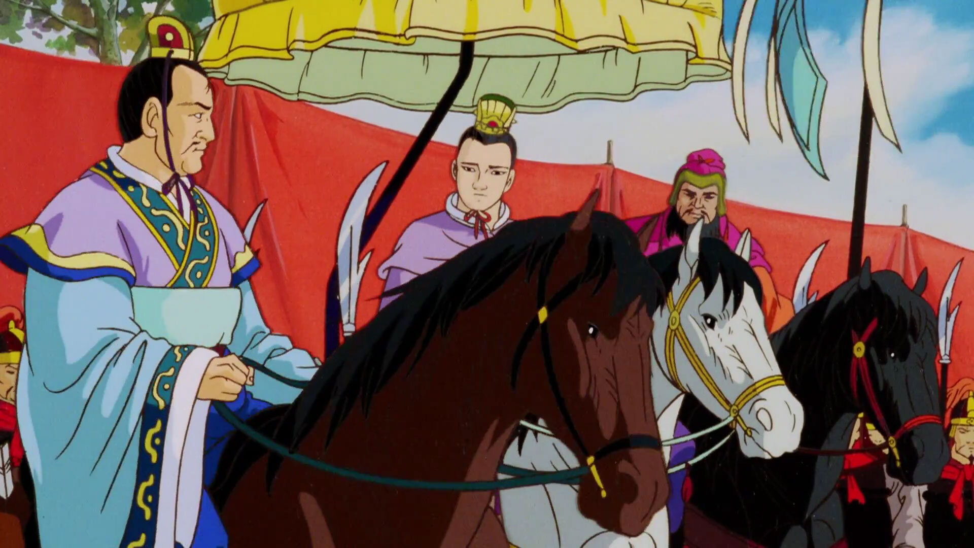 Great Conquest: The Romance of the Three Kingdoms banner image