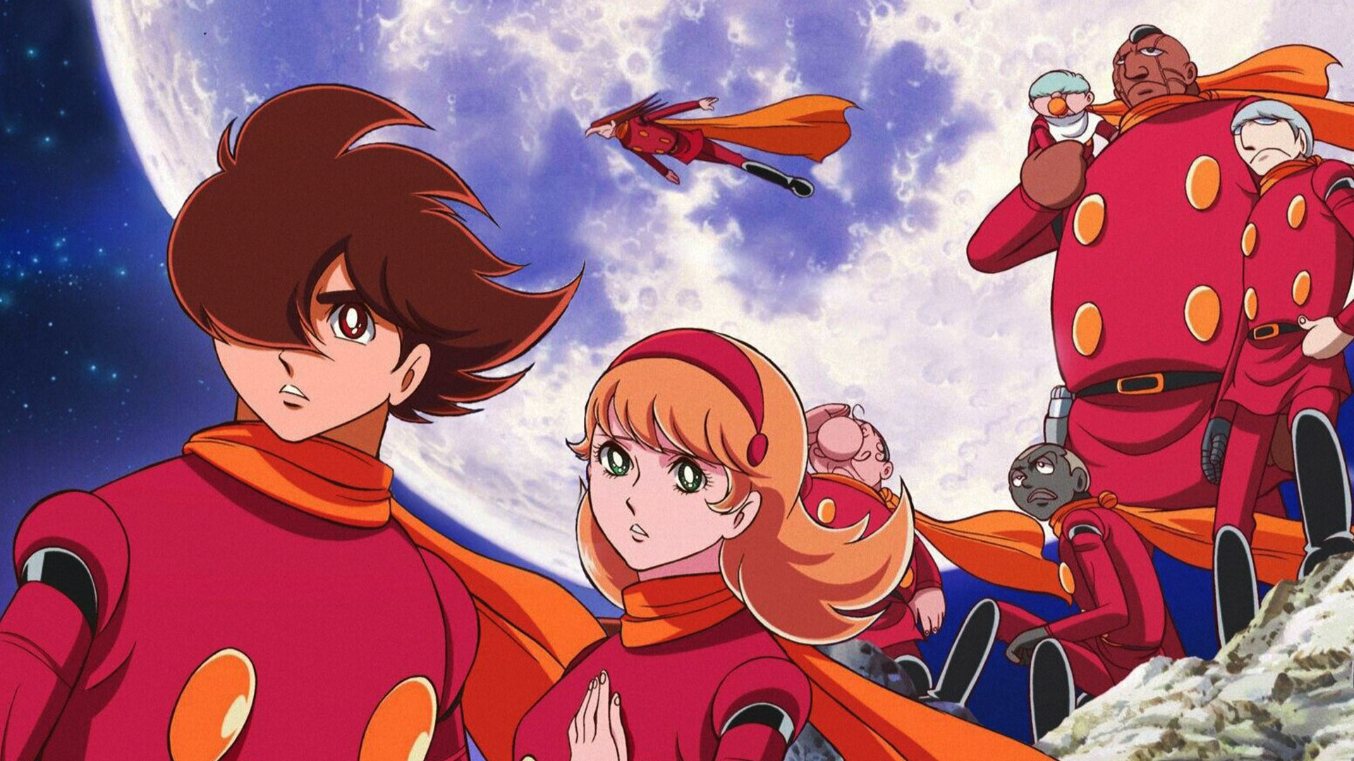 Cyborg 009: The Cyborg Soldier banner image