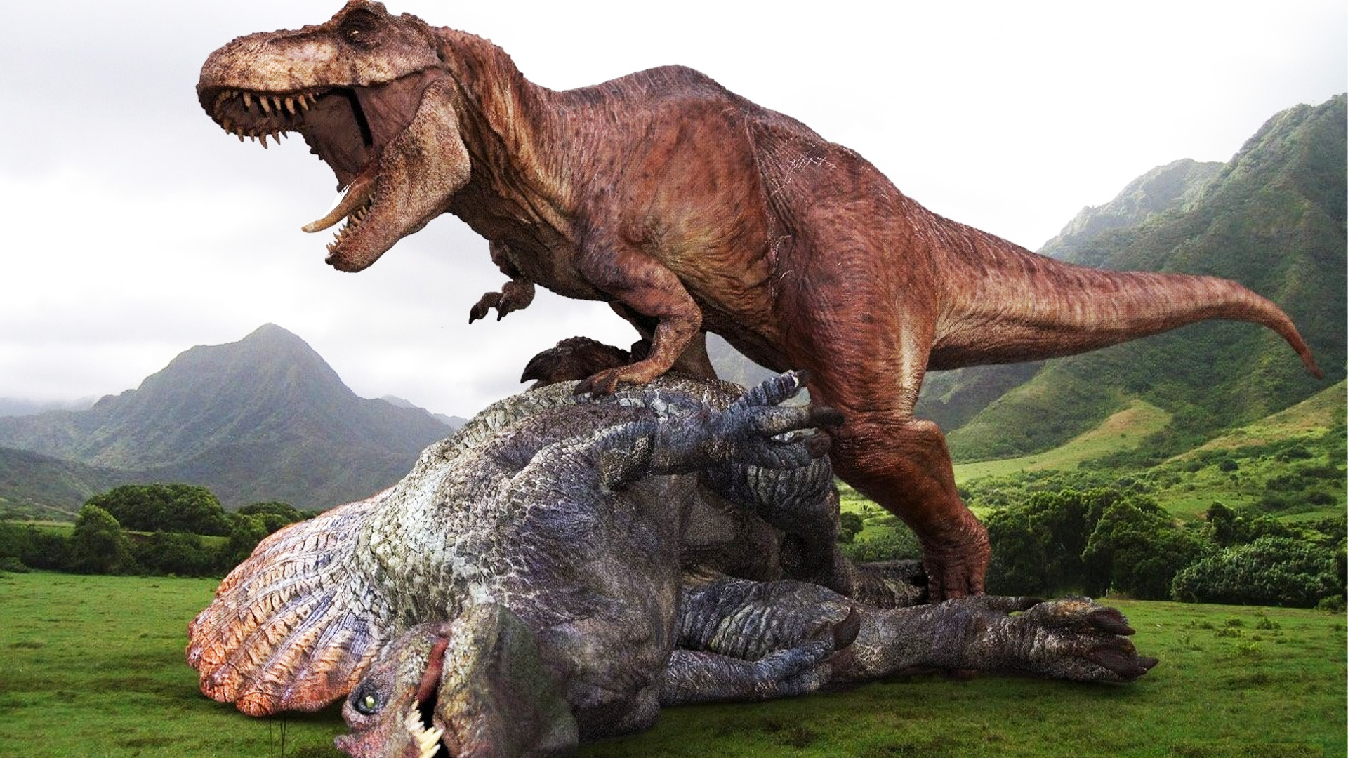 Dinosaur Hunters banner image