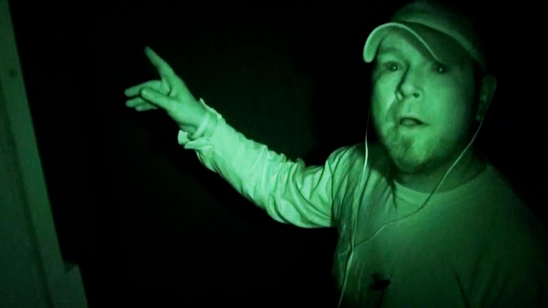 Paranormal Nightmare: Season 2 banner image