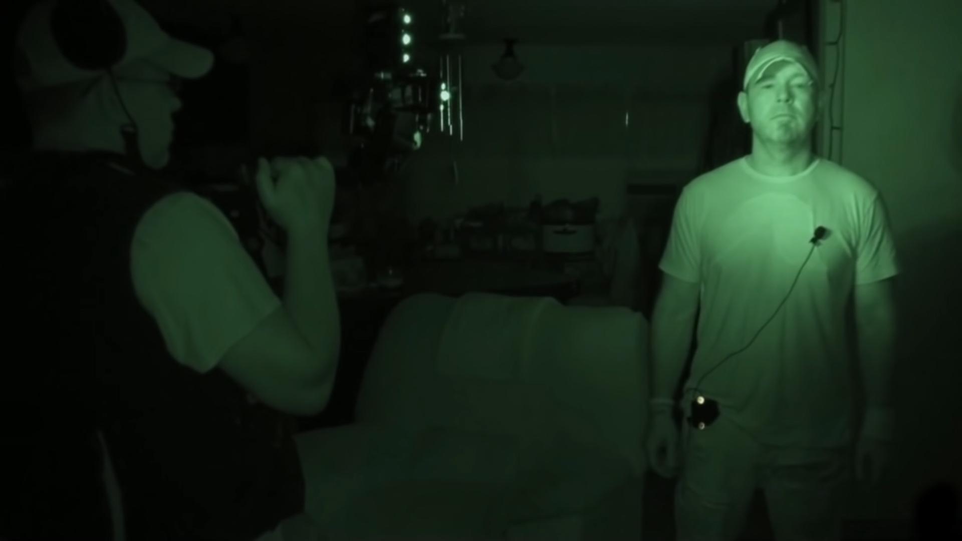 Paranormal Nightmare: Season 4 banner
