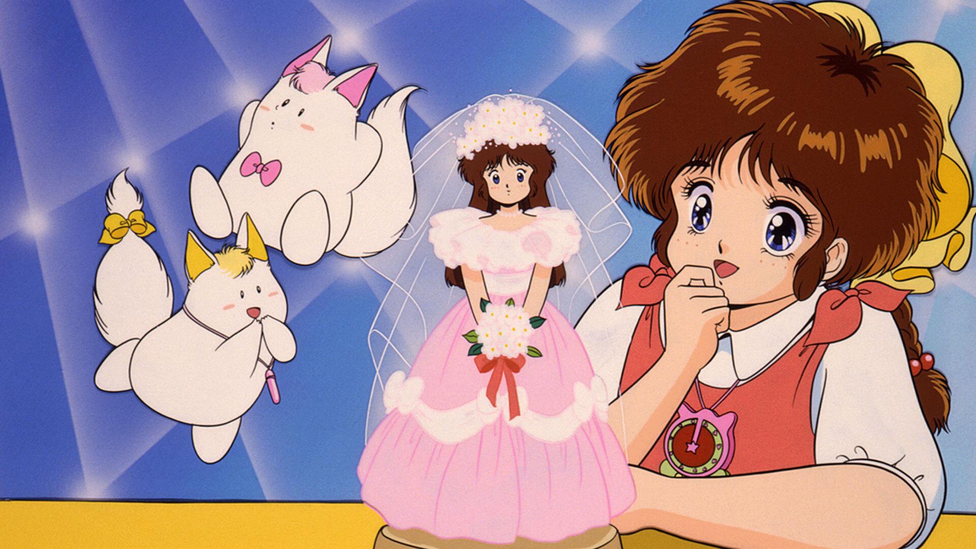 Pastel Yumi, the Magic Idol banner image