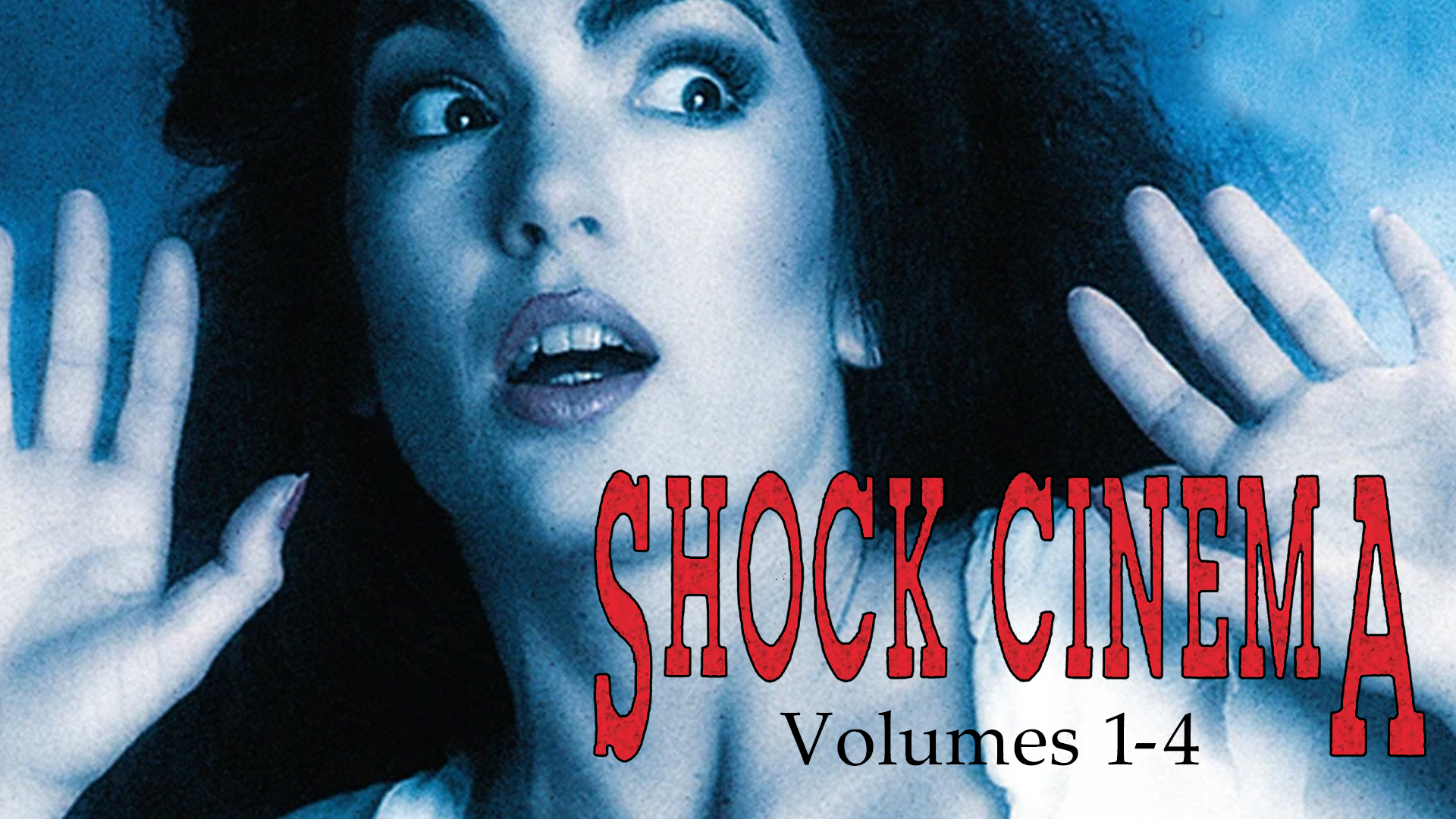 Shock Cinema Volume 1-4 banner image
