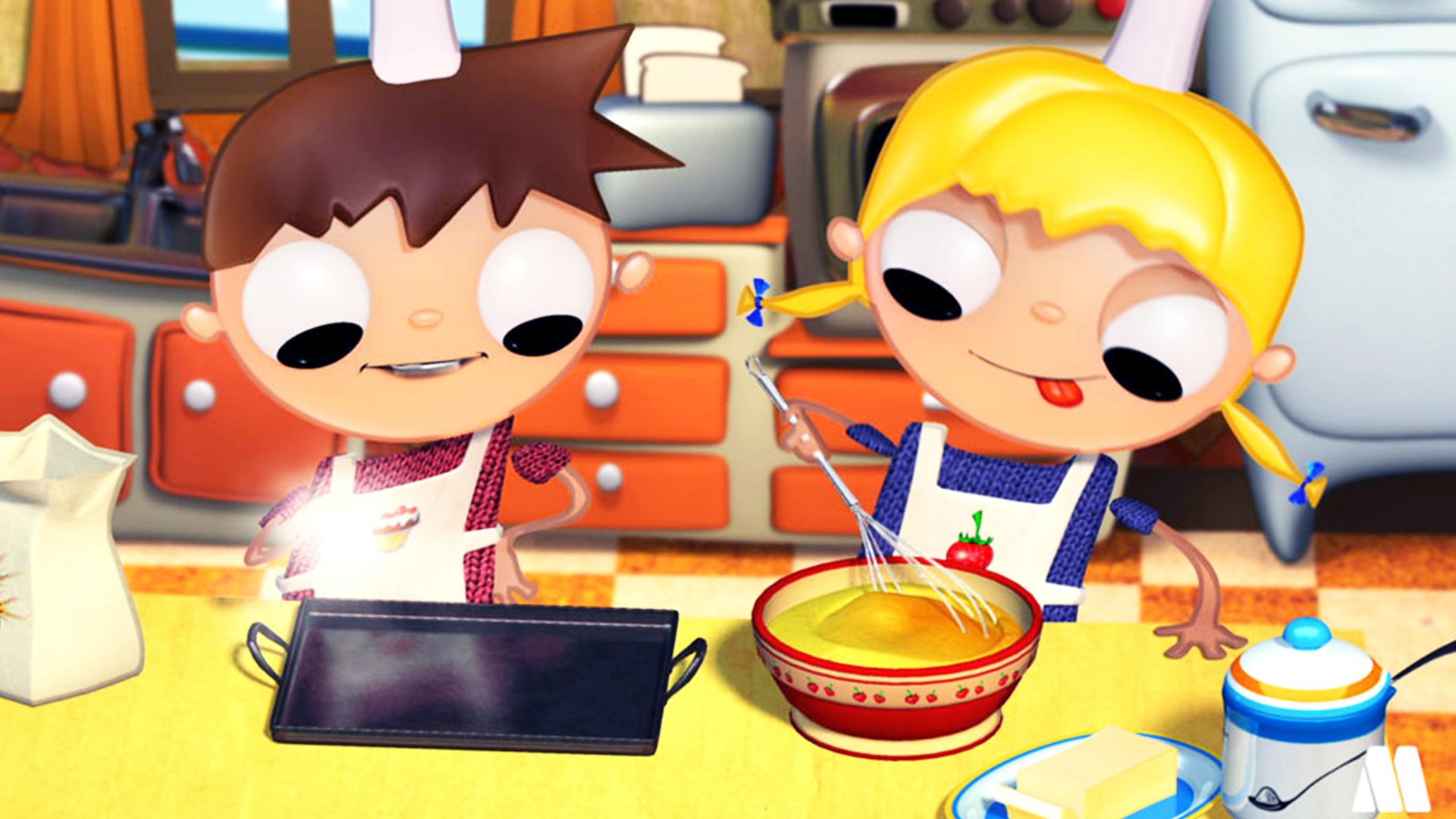 Telmo & Tula: Little Cooks banner image