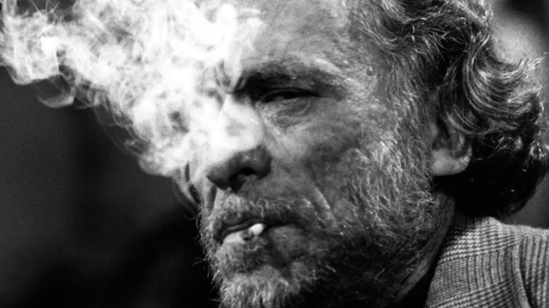 The Charles Bukowski Tapes banner image