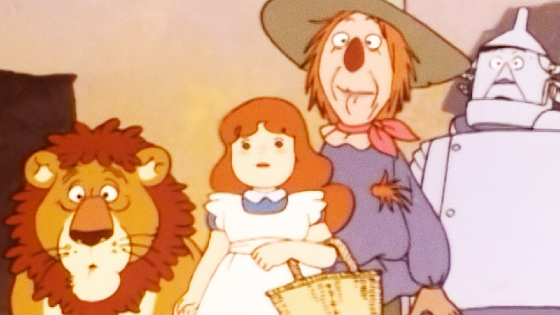 The Wonderful Wizard of Oz banner image